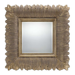 Savoy House Lighting - Savoy House Lighting 4-SF05178-162 Wendy Transitional Mirror - Savoy House isn't just for lighting of the highest quality and best craftsmanship&#8212:this elegant mirror is another way to bring the excellence of Savoy to your home.