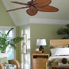 Tropical Ceiling Fans by Premium Home Interior