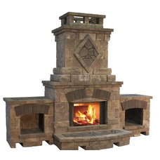 Contemporary Fire Pits by Belgard