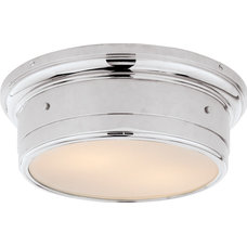 Contemporary Flush-mount Ceiling Lighting by Liv Kaplan