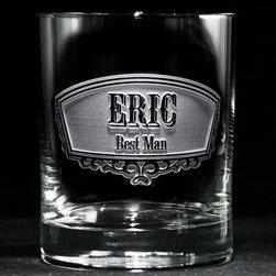 Groomsmen Gift Ideas, Engraved Best Man Gifts - Best Man Gift Ideas, Engraved Groomsmen Whiskey Scotch Glasses