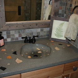 Concrete Bath Sinks - Concrete Bath Sinks