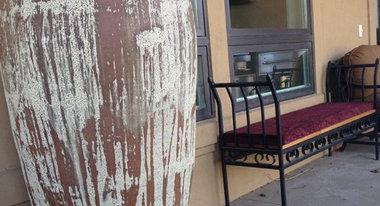 Idaho rock pottery for Furniture nampa idaho