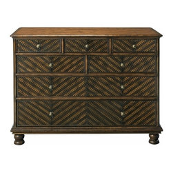 EuroLux Home - New Chest of Drawers  Brown/Beige/Tan Mindi - Product Details