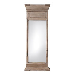 Murray Feiss - Murray Feiss Buckley Traditional Rectangular Mirror X-CO9511RM - Murray Feiss Buckley Traditional Rectangular Mirror X-CO9511RM