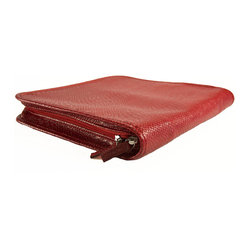 Signature Travel Jewelry Case, Red Snakeskin