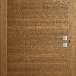 Modern Italian Designer Interior Doors by Le Porte di Barausse - evaa