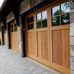 Architectural Harmony - Designer Doors