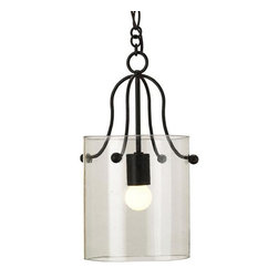 Currey and Company - Currey and Company Hudson Pendant - Hudson pendant by Currey and Company.