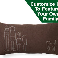 Eclectic Pillows by Branch