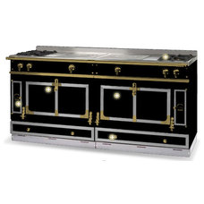 Traditional Gas Ranges And Electric Ranges by lacornueusa.com