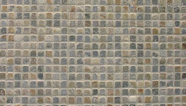 Traditional Tile by Stone Mart