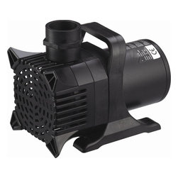 """Anjon Manufacturing - Monsoon Pond Pump MS-4000Gph w/ 1.5"""" output / High Flow, Energy Efficient Pump - The Monsoons are an asynchronous pump that is mag driven and is designed for high out put and medium head pressure. This pump can be used on a dimmer switch to adjust the flow by decreasing the amps. This high flow pump can mounted vertically or horizontally. This pump has a overload sensor to prevent burnout. Aquatic plant and fish safe. Engineered for 24hr. continuous use. Contains on oil."""
