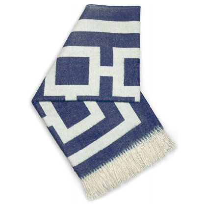 modern throws by Jonathan Adler