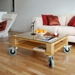contemporary coffee tables by Mobius Living