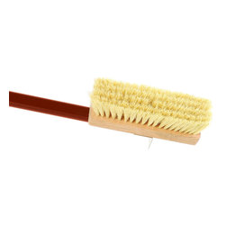 Paderno World Cuisine - Natural Bristle Oven Brush - Paderno/World Cuisine Natural Bristle Oven Brush withstands the heavy duty use of cleaning an oven.