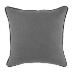 Custom Corded Square Pillow