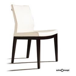 Soho Concept Pasha Wood Dining Chair - Soho Concept Pasha Wood Dining Chair