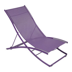 Plein Air Chaise Lounger