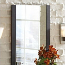modern bathroom mirrors by Lowe's