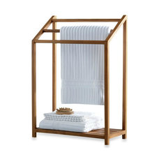 Contemporary Towel Racks & Stands by Bed Bath & Beyond