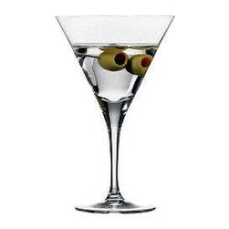 Hospitality Glass - Primeur 8.25 oz Martini Glasses 24 Ct - Primeur 8.25 oz Martini