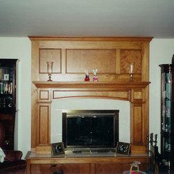 Fireplace Mantels - Michael Harrigan