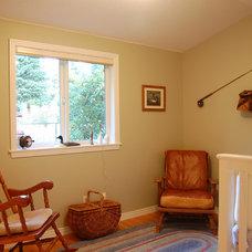 Traditional Nursery by Jason Ball Interiors, LLC