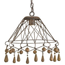Tinker Pendant Light | Currey and Company