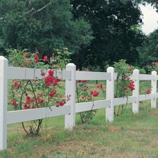 Modern Home Fencing And Gates by Walpole Outdoors