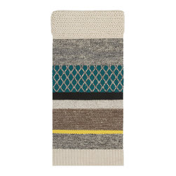 Gandia Blasco - Patricia Urquiola - MR1 Rectangular Wool Rug - Gandia Blasco - All of the modern rugs by Gandia Blasco are Goodweave certified and the perfect addition to any room in your home. Yarn composition: 100% New Wool. Hand loomed. Designed by Patricia Urquiola.