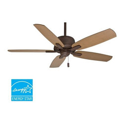 "Casablanca - Casablanca 54121 Areto 54-60"" 5 Blade Energy Star Ceiling Fan - Blades Sold Sepa - Included Components:"