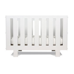 Spot on Square Eicho Crib Set - For a Euro-chic and eco-intelligent crib options, consider this Spot on Square Eicho Crib Set. Designed by an award-winning industrial designer and a teacher/mother, this crib (including changing table) set lets you revel in style and green awareness.