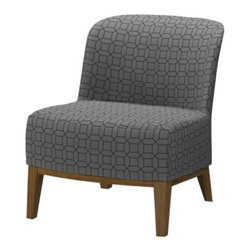 Tord Björklund - IKEA STOCKHOLM Easy chair - Easy chair, Figur gray