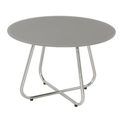 Gemmy Glass Casual Tables