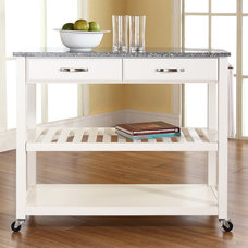 Contemporary Kitchen Islands And Kitchen Carts by ivgStores