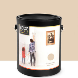Imperial Paints - Interior Semi-Gloss Trim & Furniture Paint, Crispy Flakes - Overview: