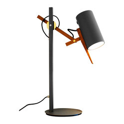 Scantling Table Lamp