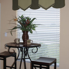 Contemporary Curtains Add color to your room!