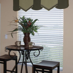 contemporary curtains by DesignItYourselfValances.com
