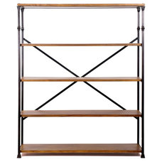 Industrial Bookcases by CRASH Industrial Supply