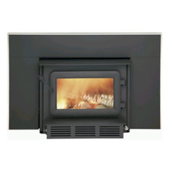 SBI-OSBURN/DROLET - Flame XTD 1.9-I Wood Burning Insert - Features: