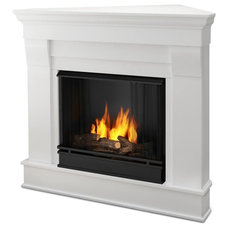 Transitional Indoor Fireplaces by ivgStores