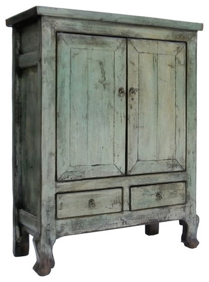 Contemporary Side Tables And End Tables by Golden Lotus Antiques