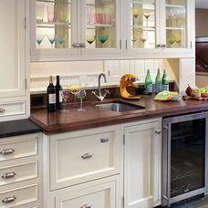 Traditional Kitchen by Scandic Builders, Inc.