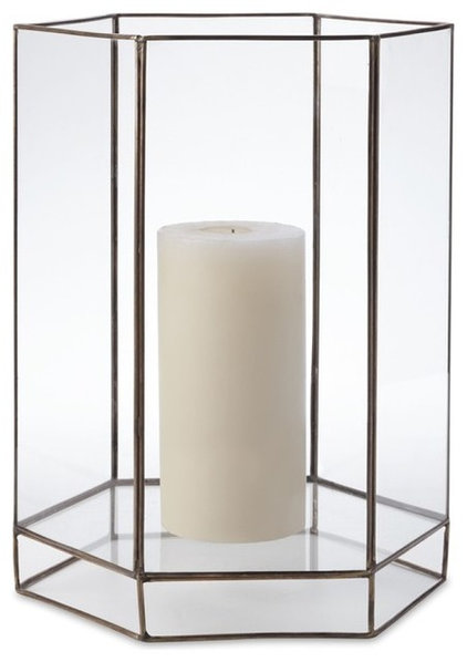 contemporary candles and candle holders by Williams-Sonoma
