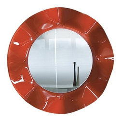 Sovet Italia - Sovet Italia | Wave Mirror - Design by Studio Sovet, 1995.