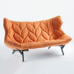 Kartell - Foliage Sofa | Kartell - Design by Patricia Urquiola.
