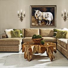 Sofas by Cornerstone Home Interiors