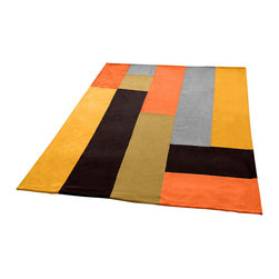 "Blancho Bedding - Onitiva - [Paint My Love] Soft Coral Fleece Patchwork Throw Blanket (59""-78.7"") - This Coral Fleece Patchwork Throw Blanket measures 59 by 78.7 inches. Comfort, warmth and stylish designs. Whether you are adding the final touch to your bedroom or rec-room these patterns will add a little whimsy to your decor. This Coral Fleece Patchwork throw blanket will make a fun additional to any room and are beautiful draped over a sofa, chair, bottom of your bed and handy to grab and snuggle up in when there is a chill in the air. They are the perfect gift for any occasion! Keep one in your car for staying warm at  outdoor sporting events. Place one on your couch or favorite upholstered chair. Have extras on hand for sleepovers and overnight guests. Machine wash and tumble dry for easy care. Will look and feel as good as new  after multiple washings!"